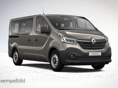begagnad Renault Trafic Minibuss Passenger 1,6 125 TT 2018, Transportbil 199 000 kr