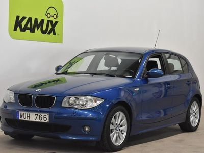 begagnad BMW 120 i Advantage 5d