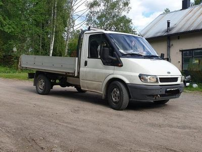 begagnad Ford Transit Chassis Cab 2.4