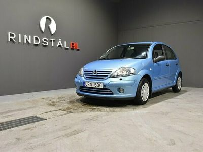 begagnad Citroën C3 1.4 73 HK PDC S&V-DÄCK M&K-VÄRM