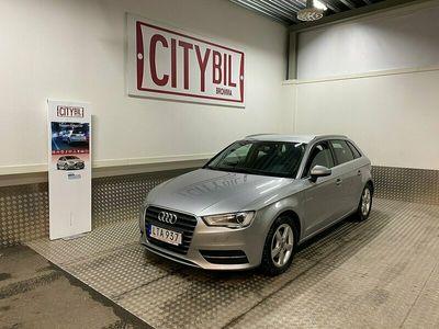 begagnad Audi A3 Sp-back 1.6 TDI Aut EU6 B&O MoK 2015, Halvkombi Pris 141 900 kr