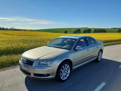 begagnad Audi A8 4,2 QUATTRO