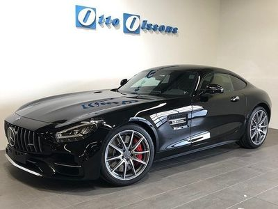 begagnad Mercedes AMG GT S Coupe