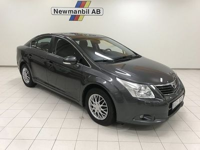 begagnad Toyota Avensis 1,8 Automat Multidrive S