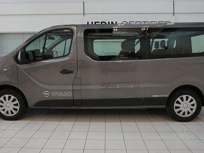 brugt Opel Vivaro 1.6 BITURBO 9-sitsig