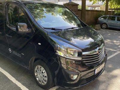 begagnad Opel Vivaro Van 1.6 CDTI L1H1 (125hk)