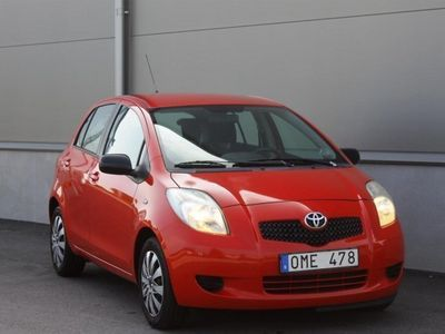 begagnad Toyota Yaris 1.3 VVT-i -07