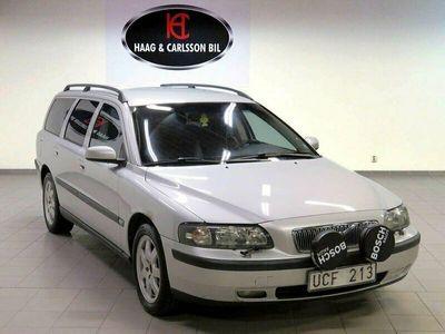 begagnad Volvo V70 2.4 2004