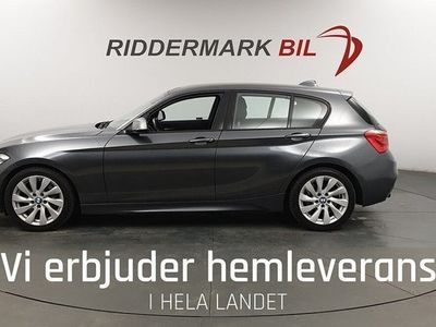 begagnad BMW M135 i xDrive 420hk M-Sport H/K Navi