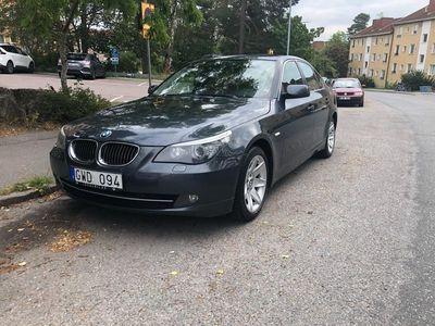begagnad BMW 525 d (först till kvarn )