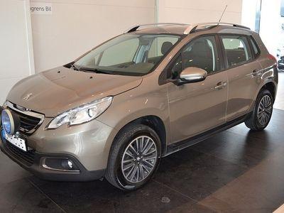 begagnad Peugeot 2008 1.2 VTi Active 2016, SUV 74 900 kr