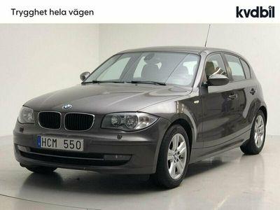 begagnad BMW 118 1-serien d 5dr, E87 Advantage