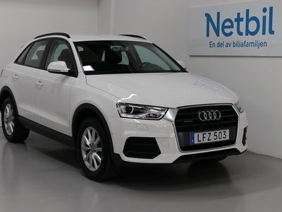 begagnad Audi Q3 2.0TDI Q Sports Edit Skinn/Alcantara