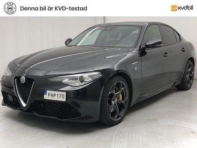 begagnad Alfa Romeo Giulia 2.2 AWD (210hk)