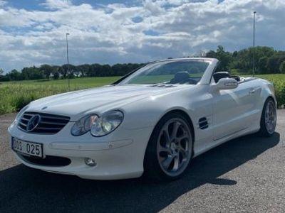 brugt Mercedes SL500 -02