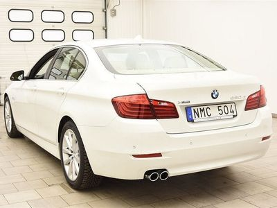 begagnad BMW 530 d xDrive 258hk AUT / SKINN / NAVI -14