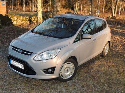 begagnad Ford Focus C-MAX,dxa, 1,6TDcI -11