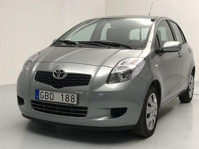 begagnad Toyota Yaris 1.3 5dr