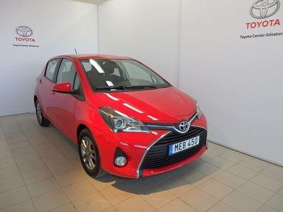 gebraucht Toyota Yaris 1,33 5-D ACTIVE