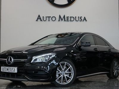 begagnad Mercedes CLA45 AMG AMG4MATIC Coupé AMG Euro 6 381hk
