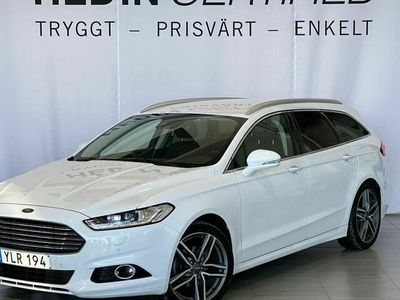 begagnad Ford Mondeo Business Kombi 2.0 TDCi AWD Aut, 180hk
