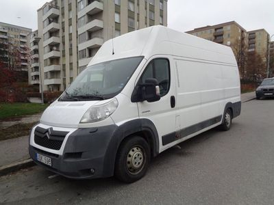 begagnad Citroën Jumper 3-dörrars Van 3.0 HDi 157hk