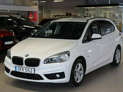 begagnad BMW 218 d Active Tourer.