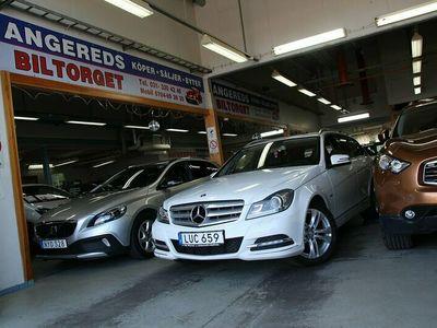 begagnad Mercedes C220 T CDI BlueEFFICIENCY 7G-Tronic Plus