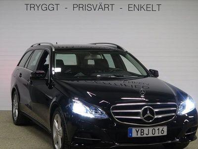 begagnad Mercedes 220 E-KLASSBLUETEC 4MATIC V-HJUL