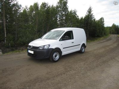 usado VW Caddy 1.6tdi 102hk 13500mil -12