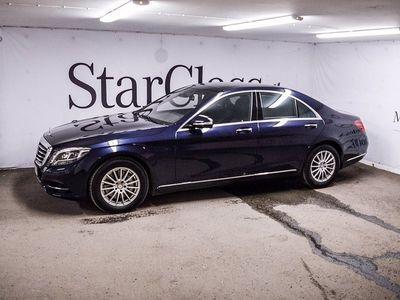 begagnad Mercedes S350 Blue-Tec 4-matic