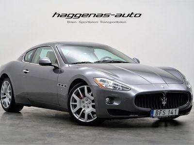 begagnad Maserati Granturismo 4.2 V8 405HK / BOSE / Skyhook