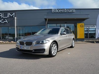 begagnad BMW 520 d xDrive Touring Steptronic Euro 6 190hk DRAG