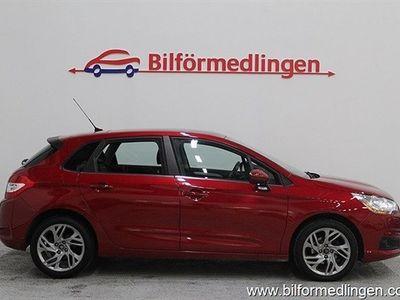 begagnad Citroën C4 1.6 HDi 115Hk Automat Exklusive Paket
