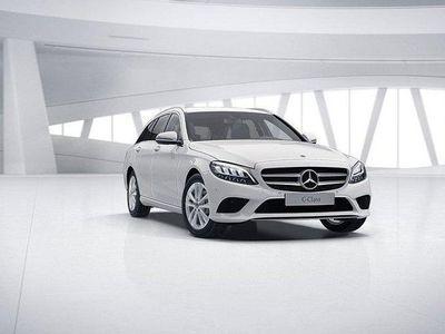 begagnad Mercedes C200 T d 9G-Tronic Euro 6 160h