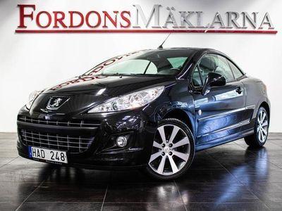 begagnad Peugeot 207 CC 1,6 VTi ROLAND GARROS -12
