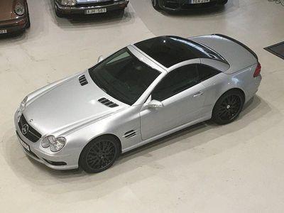 begagnad Mercedes SL55 AMG AMG Speedshift 500hk