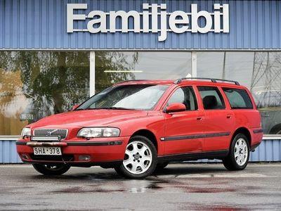 usado Volvo V70 2.4 (170hk)/Business/Kamrem bytt/Dr -01