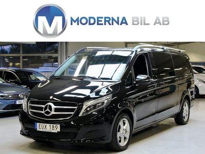 begagnad Mercedes V220 D AUT EU6 163HK D-VÄRM/NAVI/BACKKAMERA