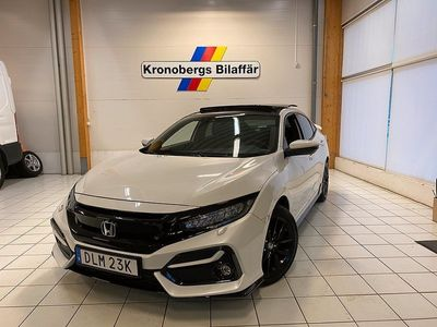 begagnad Honda Civic 5D 1,0T 129hk Executive Navi Sport-line Man
