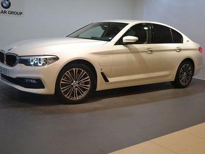 brugt BMW 530 e iPerformance/ Sport Line/ Navi