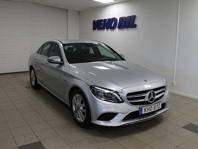 begagnad Mercedes C220 d Navi Drag Aut