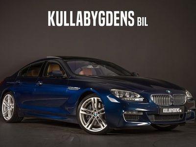begagnad BMW 650 i Gran coupe M-sport | Se Spec | 3 Års 2013, Sportkupé 349 000 kr