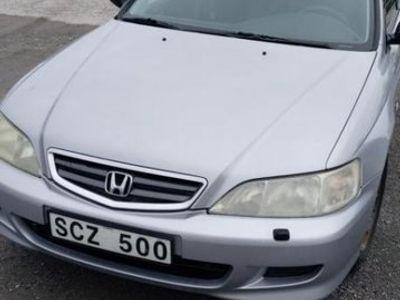 begagnad Honda Accord