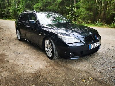 begagnad BMW 530 E61 D M-Sport LCI