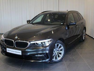 begagnad BMW 520 dA xDrive Touring Sportline, Vinterhjul, HiFi