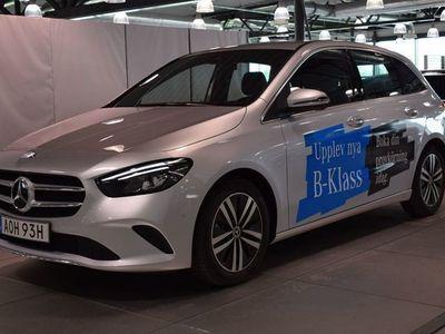 begagnad Mercedes B200 Demobil Nya modellen