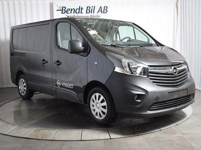 begagnad Opel Vivaro 1,6 CDTi / 125hk BITURBO / L1H1 PREMIUM