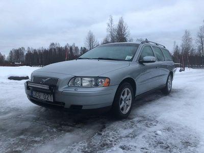 begagnad Volvo V70 Active 170hk