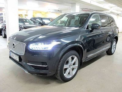 begagnad Volvo XC90 T8 Inscription AWD AUT 7-sits PHEV